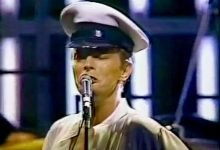 David Bowie – TVC 15 (Live at the NHK Hall, Tokyo, 12 December, 1978)