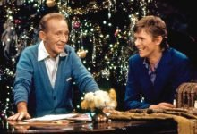 David Bowie & Bing Crosby with London Symphony Orchestra – Peace On Earth / Little Drummer Boy (1977)