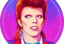 Win an exclusive, signed by Helen Green Issue 6 + signed poster of David Bowie Glamour Fanzine!