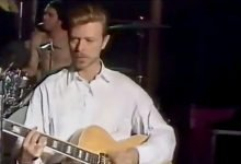 Tin Machine Interview & live clips (1989)