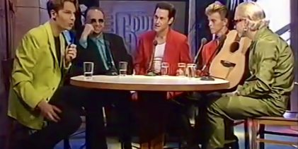 Tin Machine Interview & live clips (1991)