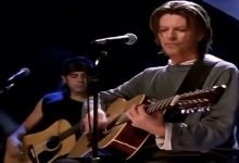 David Bowie – I Can't Read (VH1 Storytellers, 1999)