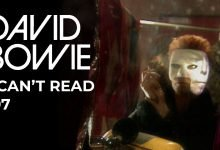 David Bowie – I Can't Read '97 (Official Video)