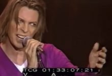 David Bowie Live at London Astoria (1999)