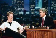 David Bowie – Strangers When We Meet + Interview (The Tonight Show with Jay Leno, 1995)
