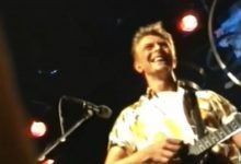 Tin Machine, previously unreleased footage from Paramount City TV appearance (1991)