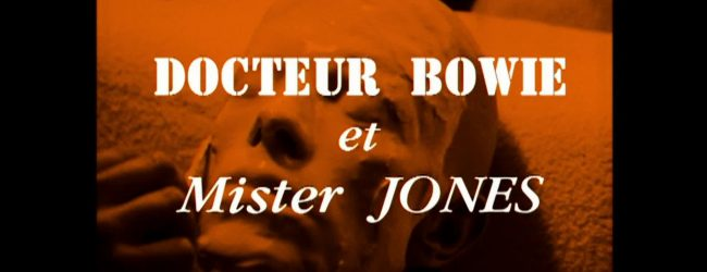 Dr. Bowie et Mr. Jones (French Documentary, 2000)