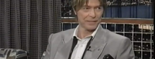 David Bowie Interview, Slow Burn & Cactus (Live, Conan O'Brien, 2002)