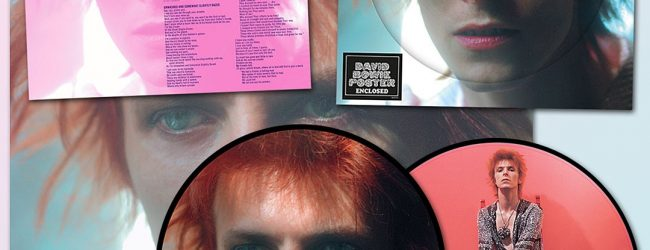 Space Oddity 1972 Picture Disc Out In June, Pre-Order Now!
