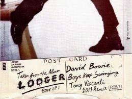David Bowie – Boys Keep Swinging (Tony Visconti 2017 Remix)