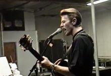 Unseen Tin Machine 'Stateside' Behind The Scenes Rehearsal (Feb '91)