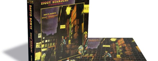 Win 'The Rise and Fall of Ziggy Stardust and The Spiders From Mars' Jigsaws!