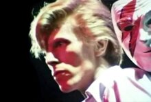 New from Nacho! David Bowie – Aladdin Sane (Live 1974 • Excerpt)