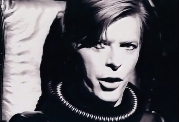 New from Nacho! David Bowie – Ashes To Ashes (2020 Extended Video)