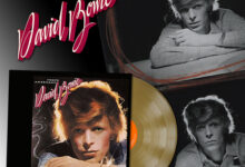 YOUNG AMERICANS 45TH ANNIVERSARY GOLD VINYL DUE ON SEPTEMBER 18TH