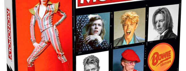 David Bowie Monopoly is available again now!