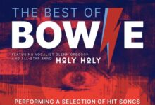 Tony Visconti & Woody Woodmansey present 'The Best of Bowie' 2021 UK Tour!
