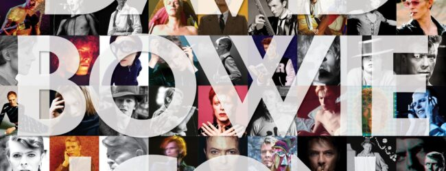 Win a copy of beautiful new book 'David Bowie: Icon'