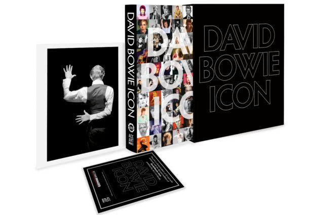 Iconic Images and ACC Art Books are proud to collaborate with 20 phenomenal photographers to present a very special, strictly limited edition, of the new book 'David Bowie: Icon'