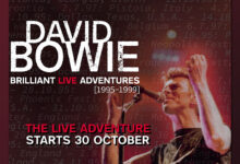 'Brilliant Live Adventures': six new David Bowie live albums from 1990s to be released physically
