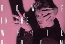David Bowie In The White Room CD, released on November 6th, available to pre-order now!