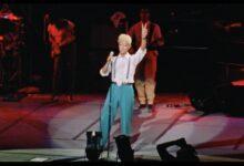 David Bowie – Imagine, Serious Moonlight Tour, Hong Kong (1983) 4K upgrade
