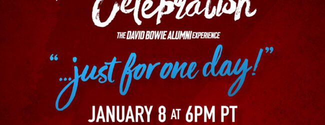 Mike Garson Announces a Star-Studded Bowie Birthday Concert 'Just For One Day'!