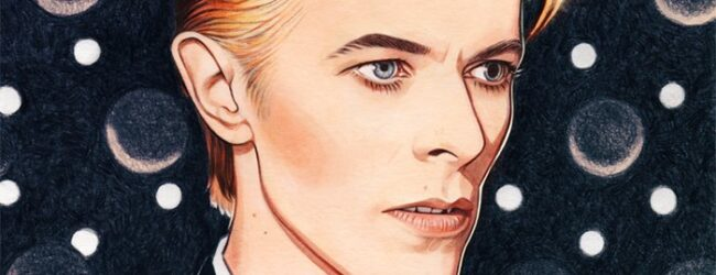 New issue of David Bowie Glamour Fanzine available to pre-order now!