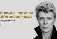 David Bowie & Tony McGee: 20/20 Vision Documentary