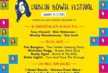 Dublin Bowie Festival 2021 – Celebrating 50 Years Of Hunky Dory With Live Streamed Music And Banter