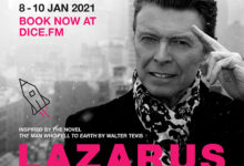 Lazarus exclusive streaming premiere on Dice.fm!