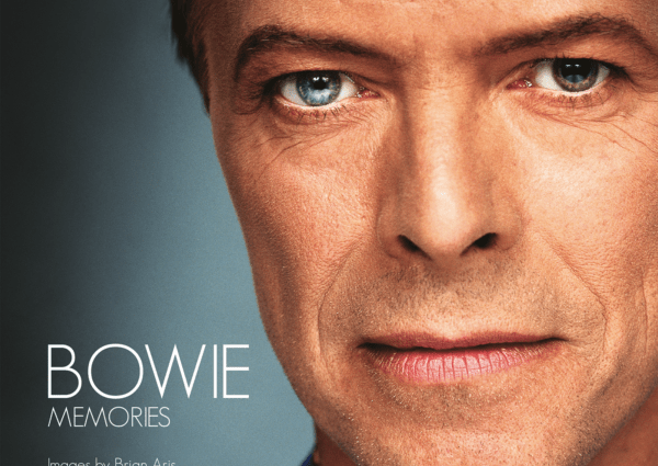 Beautiful new book, 'Bowie Memories – Images by Brian Aris' available to order now!