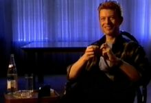 David Bowie Interview with Sharon Moldavi (1996)