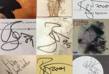 David Bowie's Autograph, Genuine or Fake? And How To Spot It, by Andy Peters