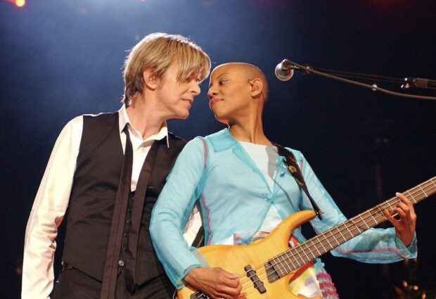 Gail Ann Dorsey Talks about Working with David Bowie – Radio Broadcast 10/01/2021