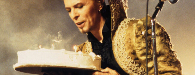 EXTENDED ALL WEEKEND! 24 HOUR BOWIE BIRTHDAY TRANSMISSION – TVC 8121 – PRESS PLAY NOW!